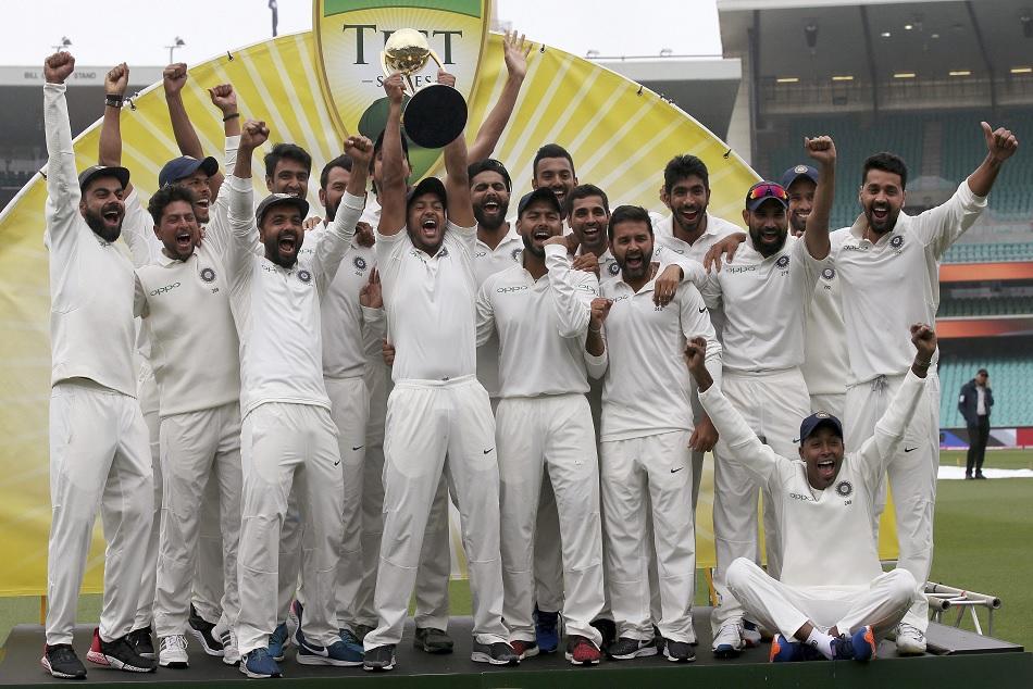 PM Narendra Modi congratulate team India on historic test series win in Australia