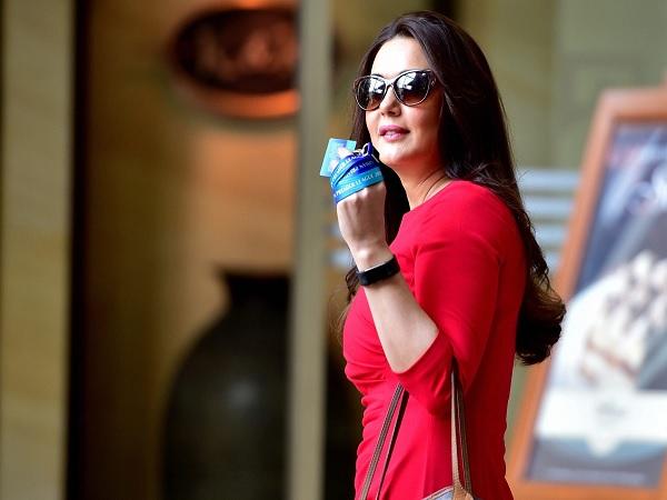 प्रीति जिंटा का ट्वीट-