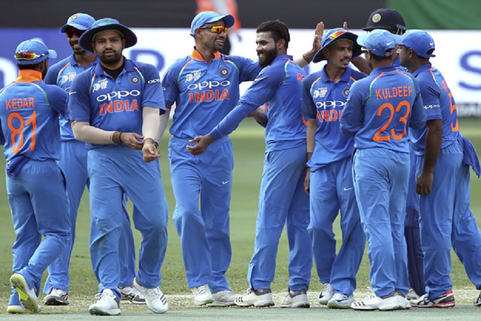 ICC ODI ranking is out India can become the number one team