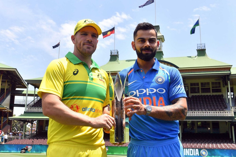 Aaron Finch Announces Australia Xi First One Day Match Against India