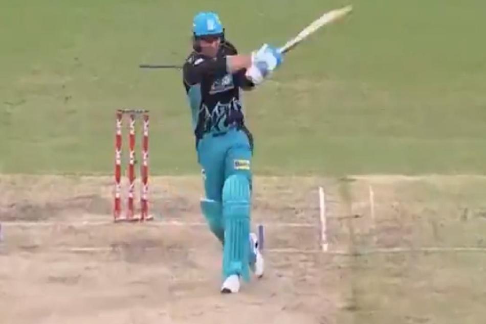 Brendon McCullum explosive innings in big bash league