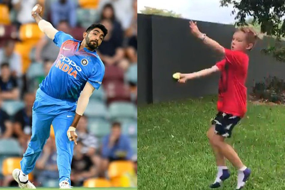 After series winning performance Jasprit bumrah gains huge popularity in australia