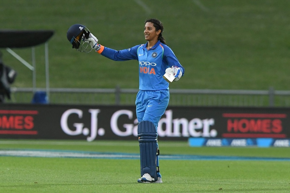 Fourth ODI ton for Mandhana as India cruise to nine-wicket win