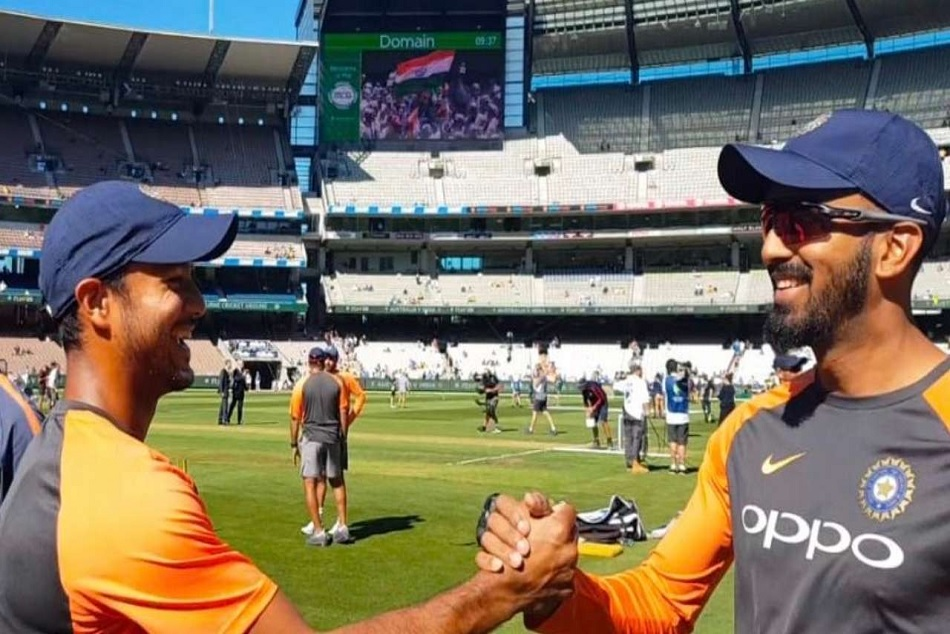 Mayank agarwal credits lokesh rahul for the success in australia