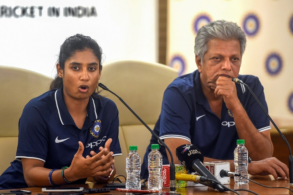 mithali raj talked about the working with new coach wv raman ahead of new Zealand series