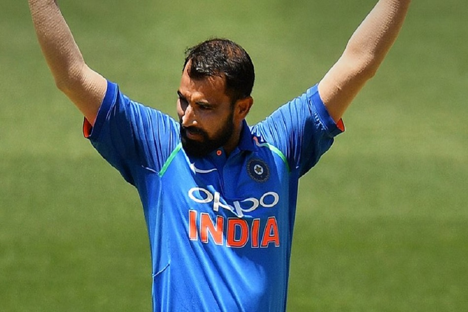 Mohammed Shami Becomes The Quickest Indian Bowler Get 100th Odi Wickets