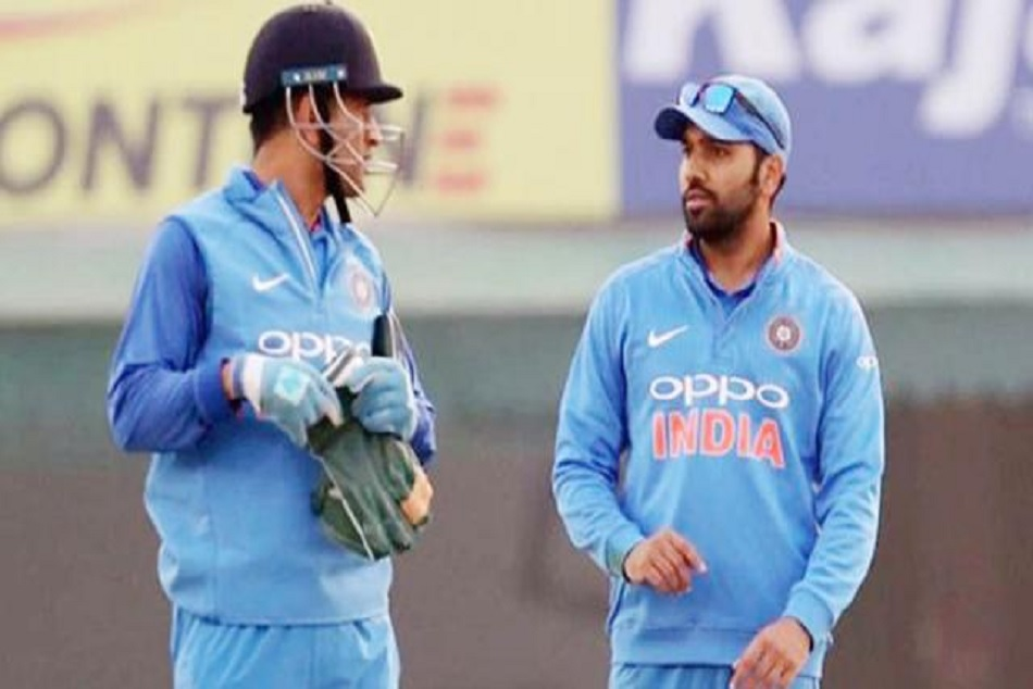 Icc Wc 2019 Rohit Sharma Statement Seems Warning Bell Mahendra Singh Dhoni