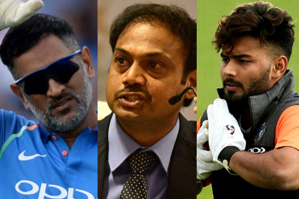 World Cup 2019 Msk Prasad Statement On Rishabh Pant Throws Many Questions Before Dhoni