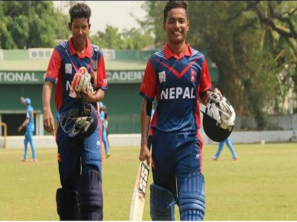 नेपाल ने जीता मैच: