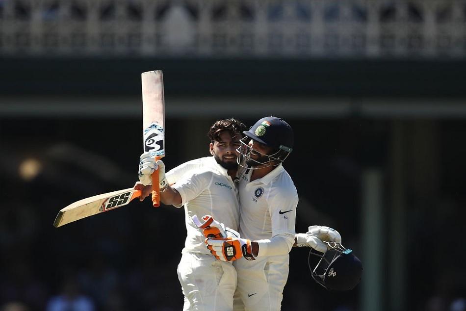 Rishabh Pant Set Several Individual Partnership Record With Ravindra Jadeja Sydney Test