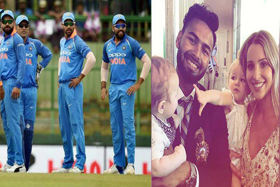 This Player Asked Rishabh Pant Babysit His Daughter