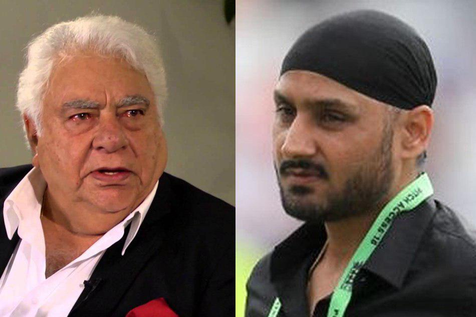 farokh engineer Slams Harbhajan Singh over his comment on Ravichandran Ashwin
