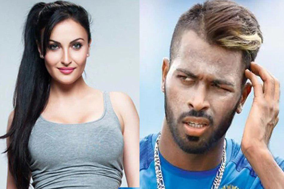 what Hardik Pandyas ex-girlfriend Elli AvrRam has to say on controversy