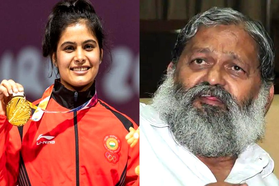 Haryana Min Tweets 'Disgusting' Reply After Shooter Manu Bhaker Reminds Promise