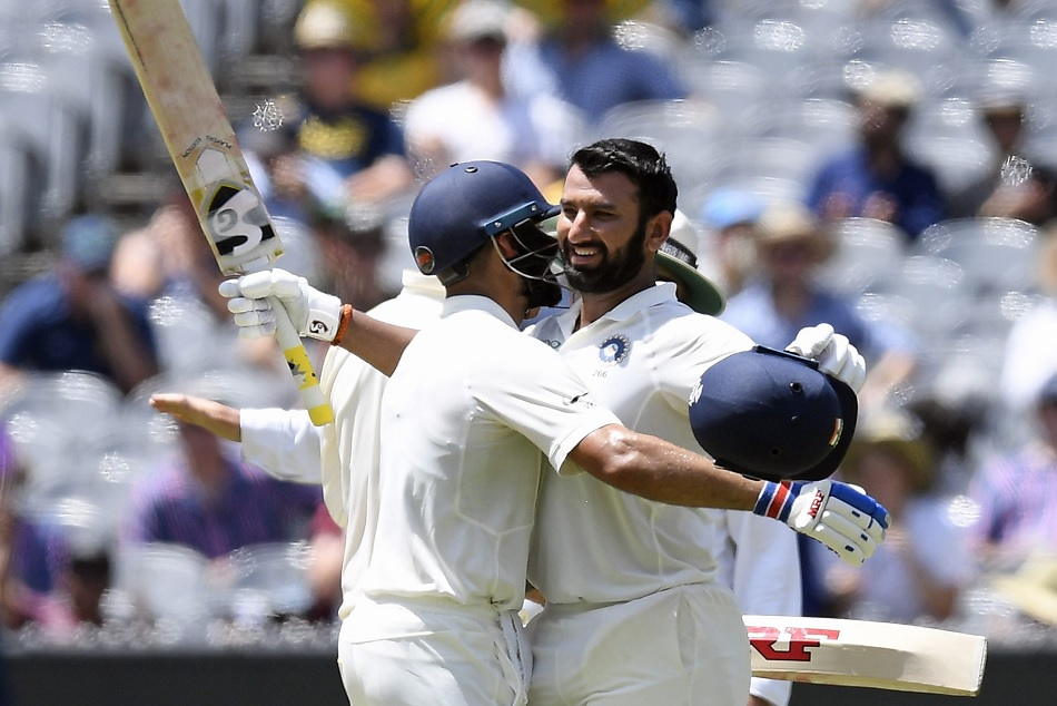 Man of the series cheteshwar pujara set test cricket on his highest priority