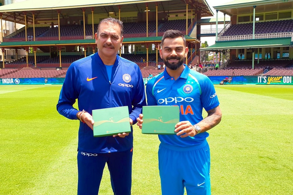 Ravi Shastri Virat Kohli Is Rewarded The Honorary Life Membership Sydney Cricket Ground