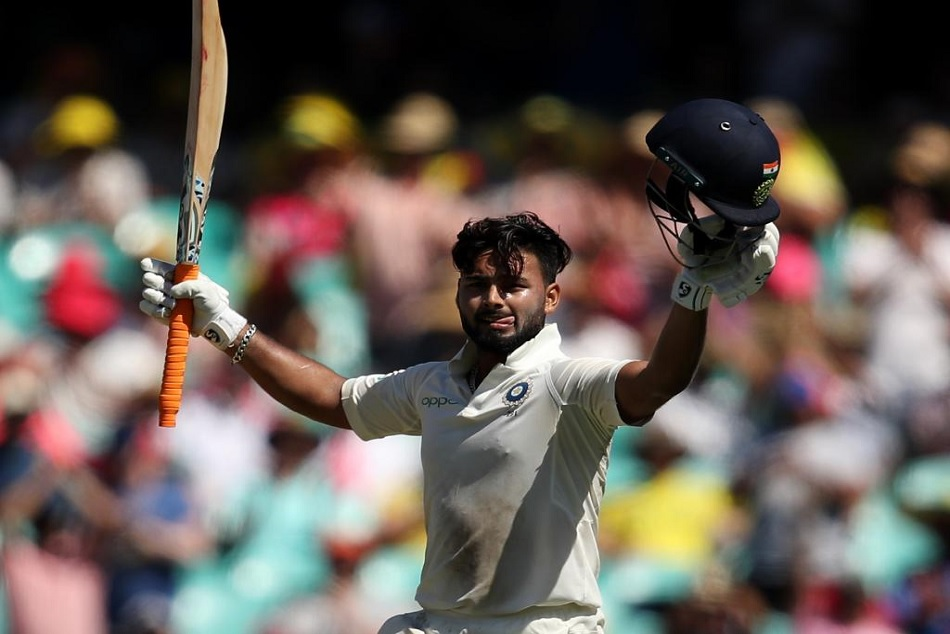 rishabh pant become the first Indian wicket keeper to score century in Australia