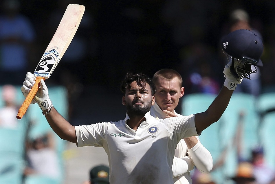 Rishabh pant may receive the central contract from bcci