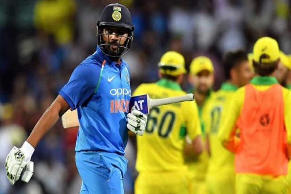Indvsaus Rohit Sharma Struggling With Bad Luck Australia