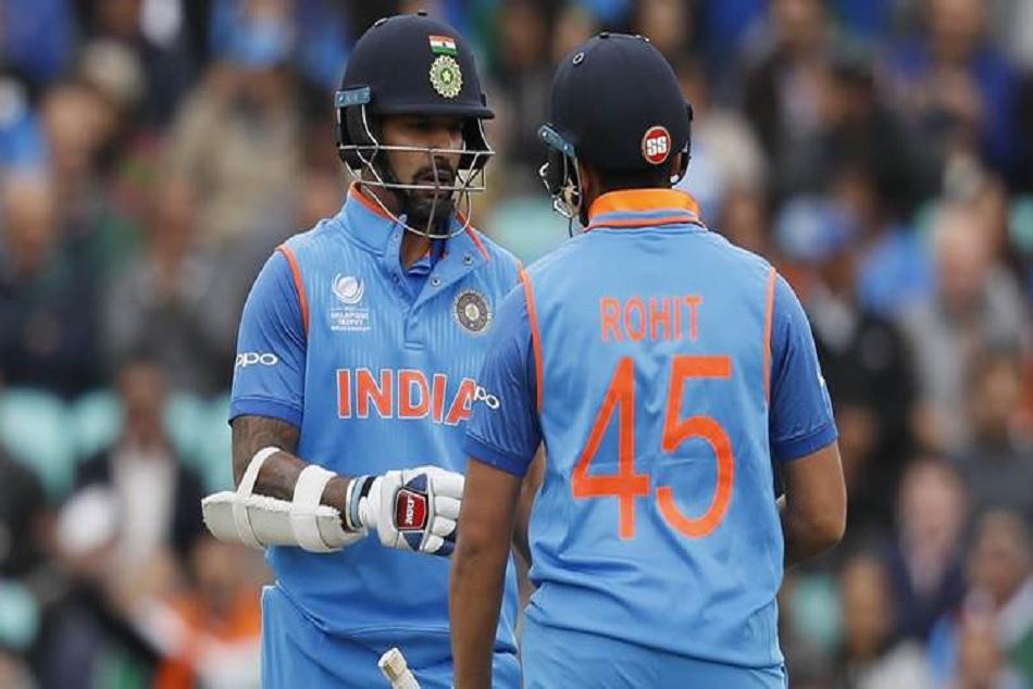 Rohit Sharma, Shikhar Dhawan breaks Sachin Tendulkar, Virender Sehwag record