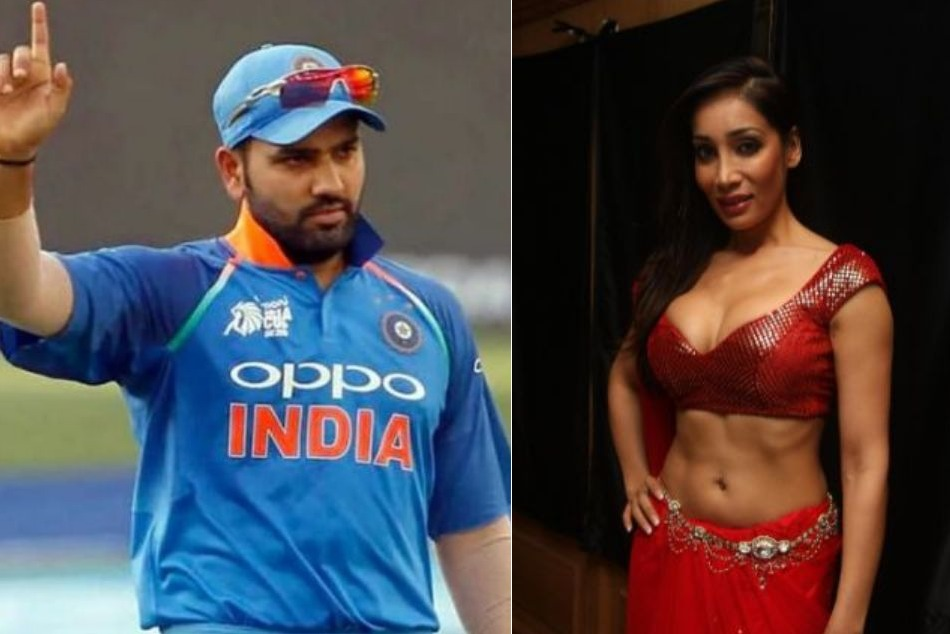 Sofia Hayat Says Rohit Sharma Kissed Her Their First Meeting