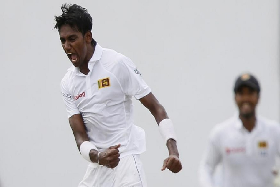 Slvsaus Dushmantha Chameera Miss 2nd Test