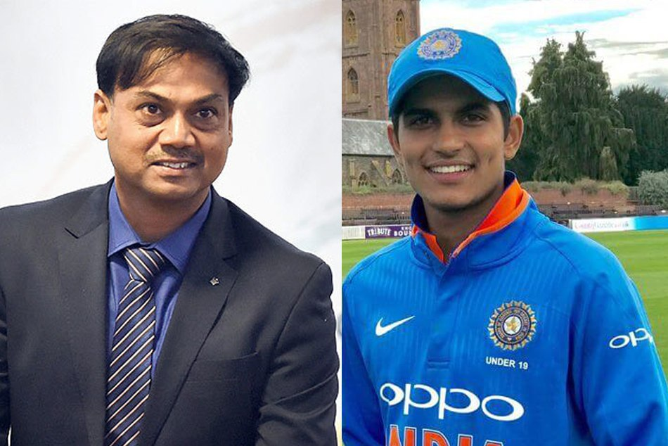 Msk Prasad Had Discussions With Rahul Dravid Prior Selection Subhman Gill