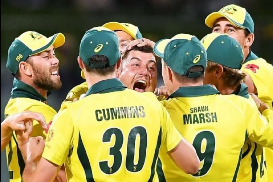 INDvsAUS : Australia announces their playing XI for 3rd ODI