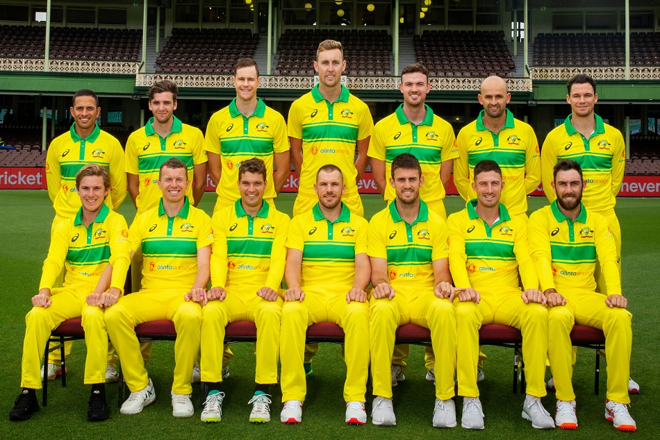 INDvsAUS: Aussies to wear retro ODI kit against India