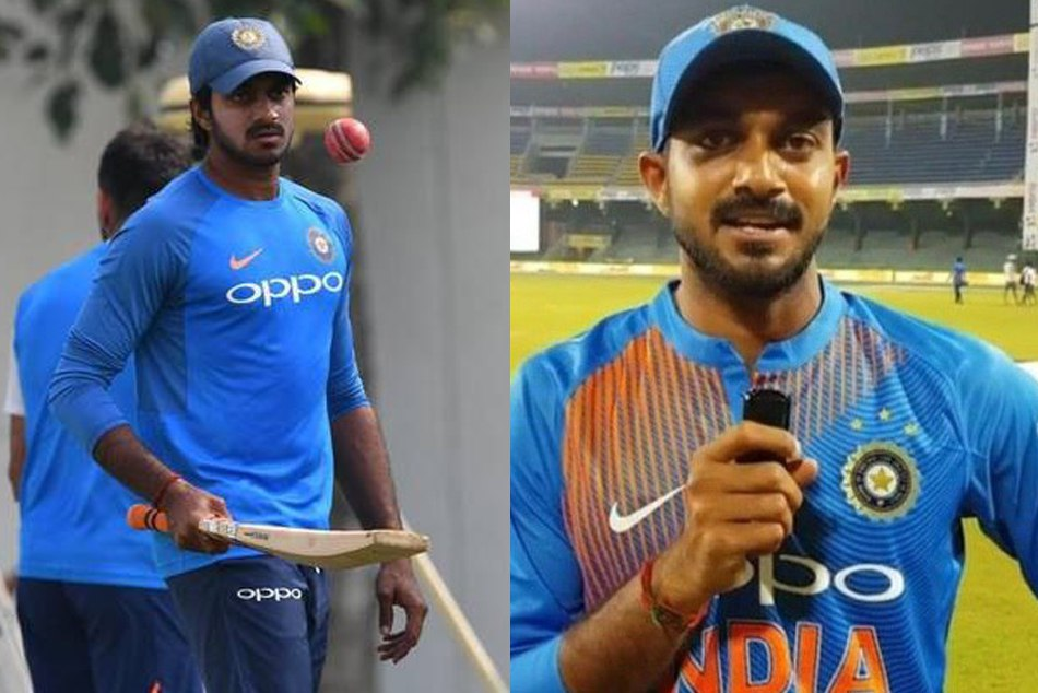 Vijay Shankar said I have full confidence that i can finish the match