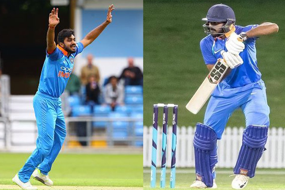 Meet the all rounder vijay shankar who debut in one day international for India