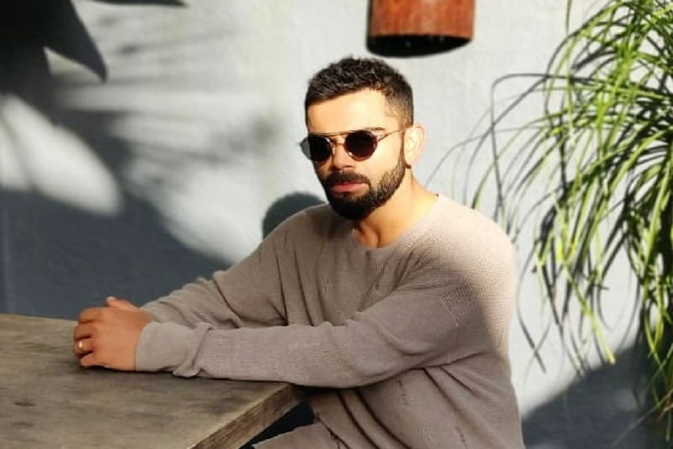 Virat Kohli Anushka Sharma Found Their Cutest Fan New Zealand