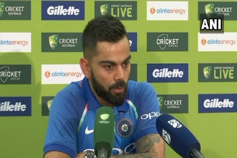 Captain Virat Kohli points out things that india need to do before World Cup