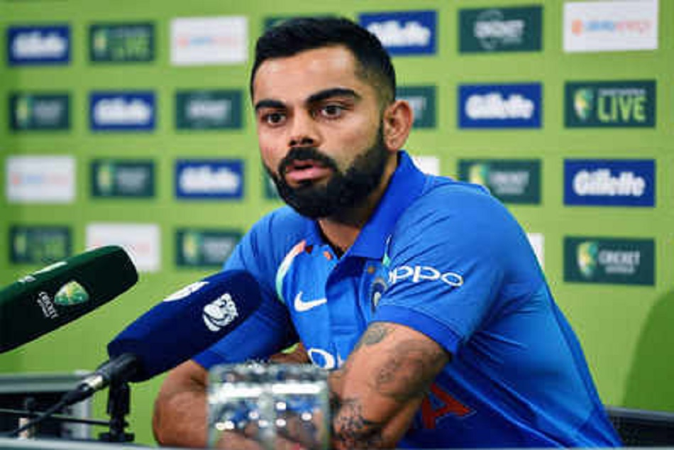 India Vs Australia Virat Kohli Says This Can Take Hardik Place