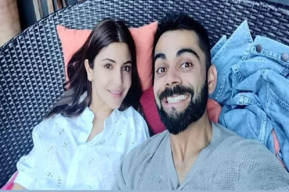 Anushka Sharma Is Finding It Hard Handle Virat Kohli S Beauty