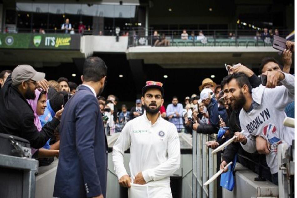 Virat Kohli Tops Icc Test Ranking