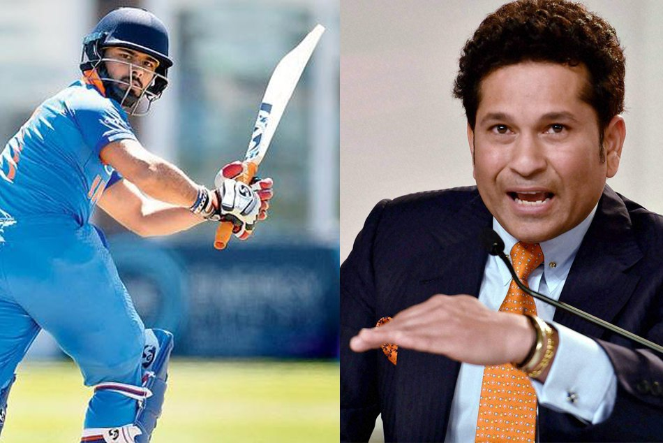 Sachin tendukar questioned rishabh pant place for world cup 2019