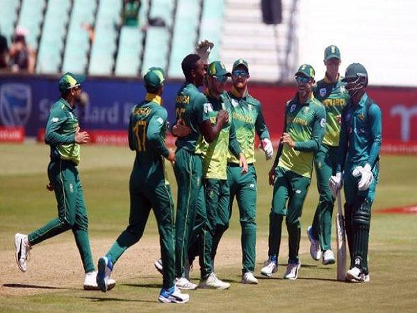 अफ्रीका ने जीती सीरीज: