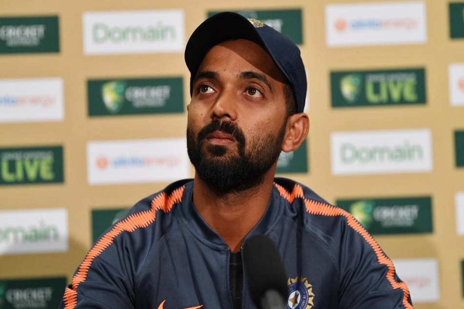 Ajinkya Rahane is still hopeful of making it into Indias world cup squad