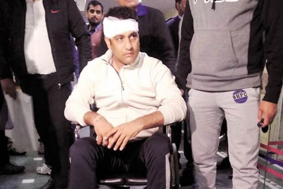 Amit Bhandari assaulter anuj dedha willl be imposing life ban, says DDCA President