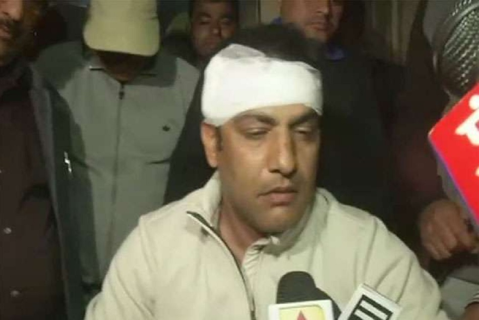 amit bhandari assaulter anuj dedha is banned for life by thee DDCA