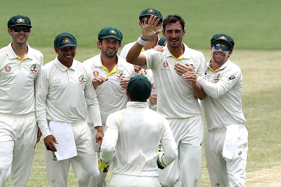 Australia Clean Sweeps Sri Lanka 2 Test Series Mitchell Starc Takes 10 Wickets