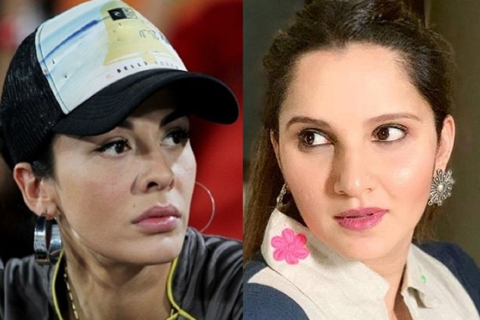 Dhawan Wife Aesha Support Sania Mirza Slams Trollers