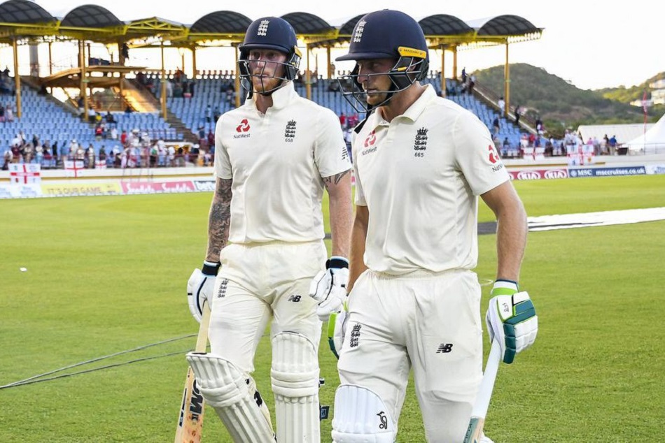 Stokes Makes Hasty Return Field After Alzarri Joseph No Ball