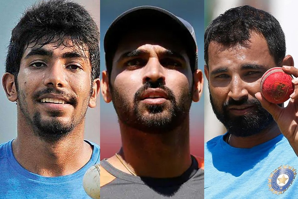 World Cup 2019 Five Bowlers Along With Jasprit Bumrah Bumrah Bhuvneshwar Kumar Can Be Best Pick