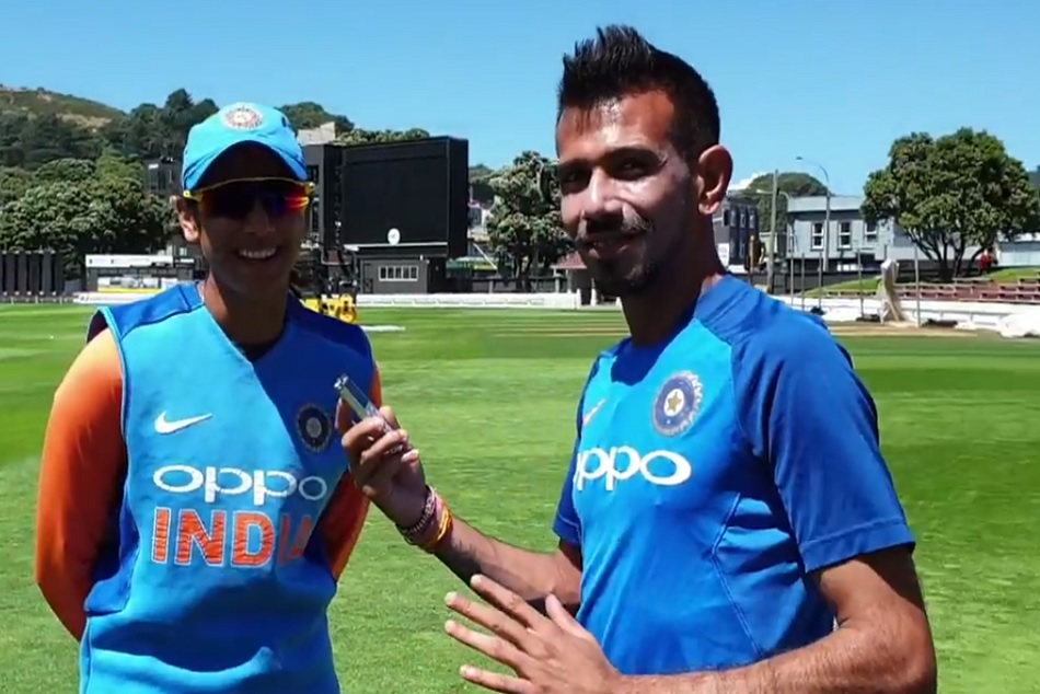Smriti Mandhana making her debut in Chahal TV, jokingly said Yuzvendra Chahal is her batting inspiration