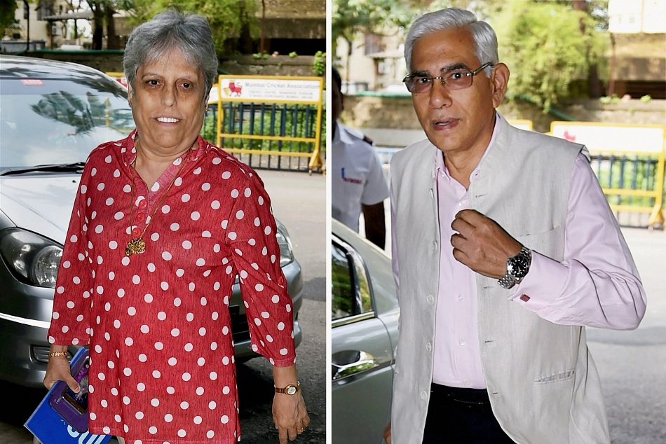 Vinod Rai said well write to ICC expressing our concerns about attacks that took place