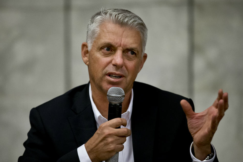 INDvs NZ: Every dog has its day, ICC CEO David Richardson said on Indias defeat on forth one day