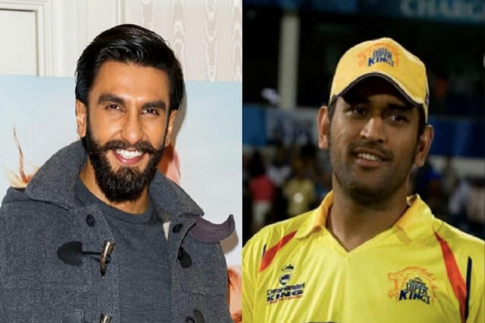 dhoni and ranveer