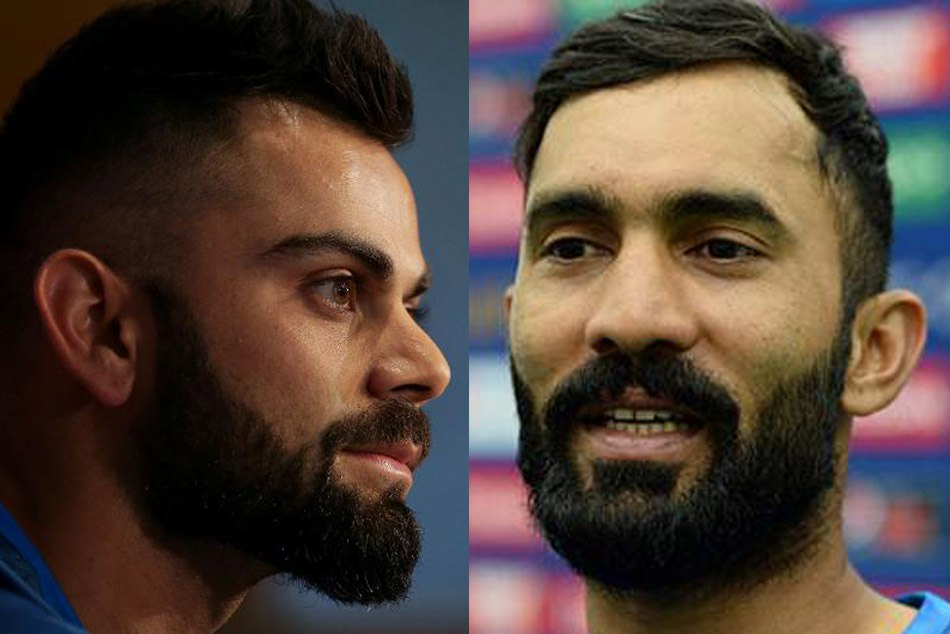 Dinesh Karthik talks about the key difference between virat, dhoni and rohit captaincy